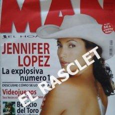 Revistas: ANTIGUA REVISTA PARA ADULTOSMAN - Nº 195 - JENNIFER LOPEZ. Lote 234903485