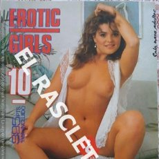Revistas: ANTIGUA REVISTA PARA ADULTOS - EROTIC GIRLS. Lote 234921095