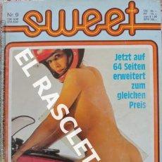 Revistas: ANTIGUA REVISTA PARA ADULTOS - SWEET - Nº 9. Lote 234925640