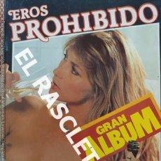 Revistas: ANTIGUA REVISTA PARA ADULTOS -EROS PROHIBIDO. Lote 234934115