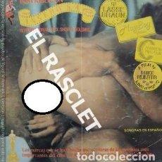 Revistas: ANTIGUA REVISTA PARA ADULTOS - LASSE BRAUN. Lote 234935900