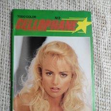 Revistas: CELLOPHANE Nº 2 REVISTA PARA ADULTOS DE LOS AÑOS 90. Lote 235163875