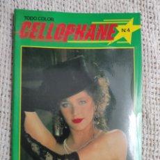 Revistas: CELLOPHANE Nº 4 - MARIANNE AUBERT , LAURA CLAIRE, ODETTE BUREL , CATHY MENARD. Lote 212255271
