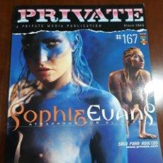 Revistas: REVISTA PRIVATE NÚMERO 167. Lote 236047410