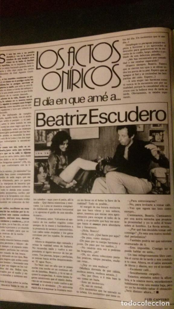 Revistas: LIB-BEATRIZ ESCUDERO-BIBI ANDERSON-JAMES BOND-ANNA NOBLE-EMMANUELLE - Foto 2 - 236786655