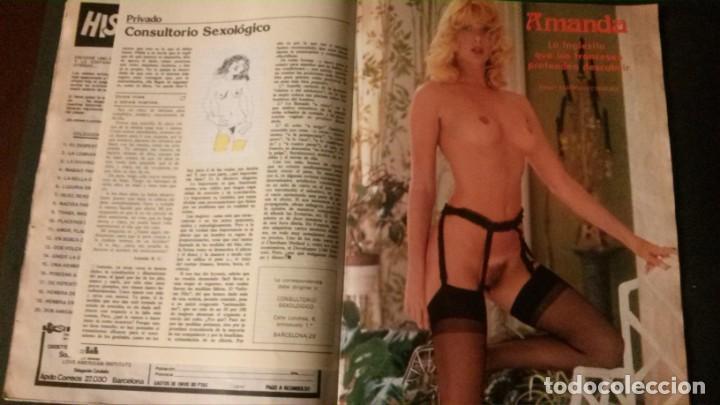 Revistas: LIB-BEATRIZ ESCUDERO-BIBI ANDERSON-JAMES BOND-ANNA NOBLE-EMMANUELLE - Foto 4 - 236786655