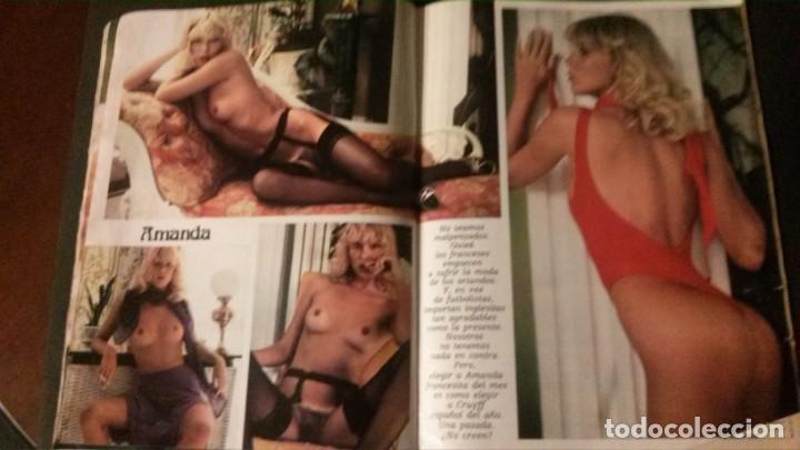 Revistas: LIB-BEATRIZ ESCUDERO-BIBI ANDERSON-JAMES BOND-ANNA NOBLE-EMMANUELLE - Foto 6 - 236786655