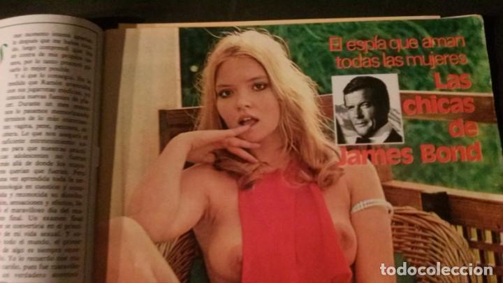 Revistas: LIB-BEATRIZ ESCUDERO-BIBI ANDERSON-JAMES BOND-ANNA NOBLE-EMMANUELLE - Foto 8 - 236786655