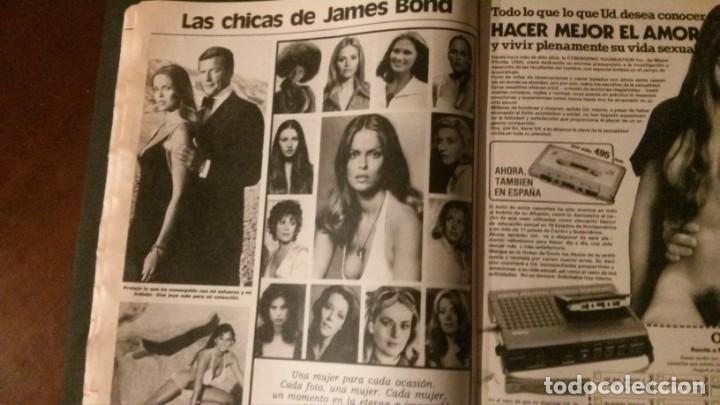 Revistas: LIB-BEATRIZ ESCUDERO-BIBI ANDERSON-JAMES BOND-ANNA NOBLE-EMMANUELLE - Foto 12 - 236786655