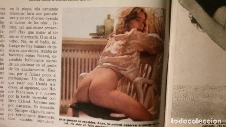 Revistas: LIB-BEATRIZ ESCUDERO-BIBI ANDERSON-JAMES BOND-ANNA NOBLE-EMMANUELLE - Foto 13 - 236786655