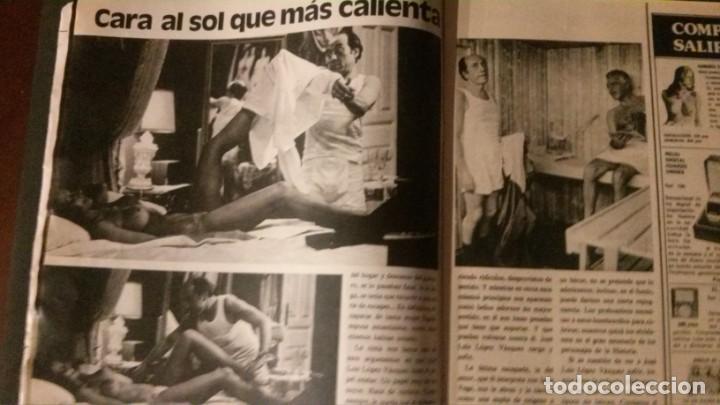 Revistas: LIB-BEATRIZ ESCUDERO-BIBI ANDERSON-JAMES BOND-ANNA NOBLE-EMMANUELLE - Foto 15 - 236786655