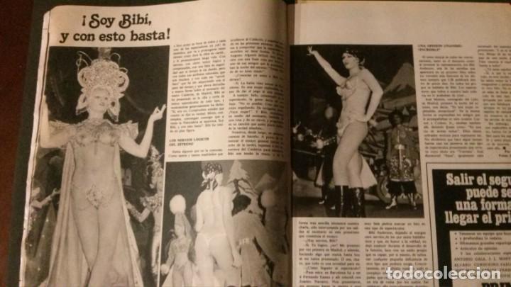 Revistas: LIB-BEATRIZ ESCUDERO-BIBI ANDERSON-JAMES BOND-ANNA NOBLE-EMMANUELLE - Foto 17 - 236786655