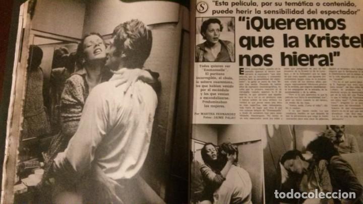 Revistas: LIB-BEATRIZ ESCUDERO-BIBI ANDERSON-JAMES BOND-ANNA NOBLE-EMMANUELLE - Foto 18 - 236786655