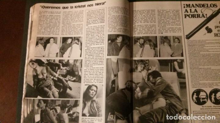 Revistas: LIB-BEATRIZ ESCUDERO-BIBI ANDERSON-JAMES BOND-ANNA NOBLE-EMMANUELLE - Foto 20 - 236786655