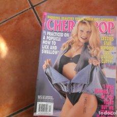 Revistas: BEST OF GENESIS CHERRY POP Nº 13, 1997. BUDDING BEAUTIES BREAK THEIR HOT HYMENS. ADULTOS. USA. Lote 263230015