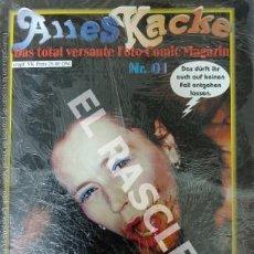 Revistas: REVISTA PARA ADULTOS - ALLES KCKE - Nº 1 -. Lote 243414290