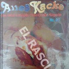 Revistas: REVISTA PARA ADULTOS - ALLES KCKE - Nº 2 -. Lote 243414510