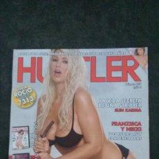 Revistas: HUSTLER Nº 207-GERARD DAMIANO-REBECCA LYNN-ANGELINA ARMANI-NIKKI JAYNE-VERONICA SAINT. Lote 243857025