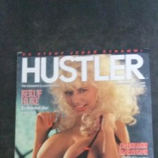 Revistas: HUSTLER GERMANY-1989-TOPPSY CURVEY-SALÓN DEL AUTOMÓVIL-PAMELA SUE MARTIN-DINASTIA. Lote 243873430
