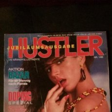 Revistas: HUSTLER-GERMANY-1989-SELENA STEELE. Lote 243895220