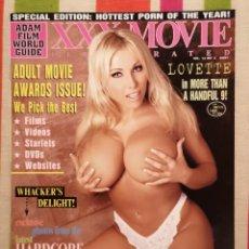 Revistas: REVISTA ADAM FILM WORLD GUIDE - INGLES - VOL 14 NO 4. Lote 244638235