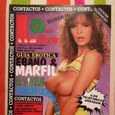 Revistas: REVISTA LIB - ESPAÑOL - 1990 OCTUBRE - PORTADA DONNA EWIN. Lote 244639185