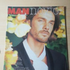 Revistas: SUPLEMENTO REVISTA MAN NOVIOS. NUMERO 198. Lote 245213815