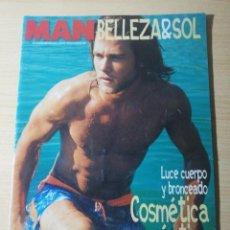 Revistas: SUPLEMENTO REVISTA MAN. BELLEZA&SOL. NUMERO 199. Lote 245214385