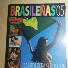 Revistas: BRASILEÑAS'05. SUPLEMENTO REVISTA MAN Nº 211. Lote 245214485