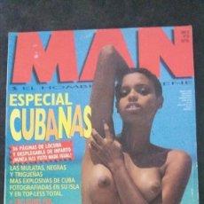 Revistas: MAN Nº 104-CARLOS SAINZ-LA UNIÓN-HELENA CHRISTENSEN-SANTIAGO SEGURA-ADOLFO DOMÍNGUEZ. Lote 245215565
