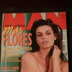 Revistas: MAN 129-MAR FLORES-EL ULTIMO DE LA FILA-LIV TYLER-JENNY MCCARTHY-ANA ALVAREZ-ELIZABETH BERKLEY. Lote 245216050