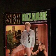 Revistas: SEX BIZARRE # 29-COLOR CLIMAX CORPORATION-OCTOBER 1980. Lote 245721940