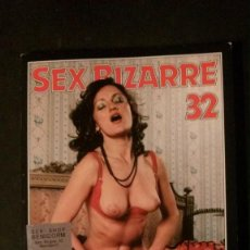 Revistas: SEX BIZARRE # 32-COLOR CLIMAX CORPORATION-MAY 1982. Lote 245724520