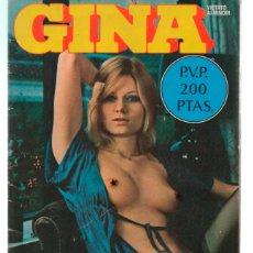Revistas: GINA Nº 1 PORN CONTENT MAGAZINE. Lote 245937145