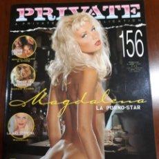 Revistas: REVISTA PRIVATE NÚMERO 156. Lote 245977615