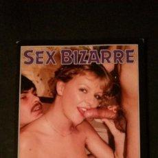 Revistas: SEX BIZARRE # 37-COLOR CLIMAX CORPORATION-JUNE 1984. Lote 245994825