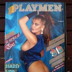 Revistas: REVISTA EROTICA PLAYMEN ITALIA / EVA GRIMALDI, NASTASSJA KINSKI, SERENA GRANDI, MOANA POZZI. Lote 246248785