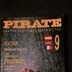 Revistas: PIRATE # 9-PRIVATE MILTON-1991-LISA PHILLIPS. Lote 246318665
