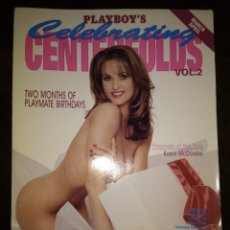 Revistas: PLAYBOY - CELEBRATING CENTERFOLDS - 1999 - IMPORTADO USA. Lote 246356575