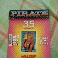 Revistas: REVISTA PARA ADULTOS PIRATE N° 35. Lote 246490855