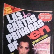 Revistas: LAS CARTAS PRIVADAS DE PEN Nº 209-NUEVA EPOCA. Lote 251231515