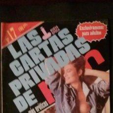 Revistas: LAS CARTAS PRIVADAS DE PEN Nº 17-NUEVA EPOCA. Lote 251232530