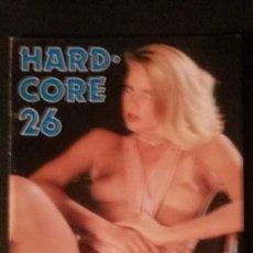 Revistas: HARD-CORE # 26-COLOR CLIMAX CORPORATION-NANCY SUITER. Lote 254431870