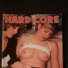 Revistas: HARD-CORE # 35-COLOR CLIMAX CORPORATION. Lote 254432000