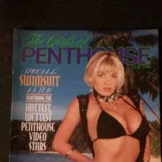 Revistas: THE GIRLS OF PENTHOUSE-JULIE SMITH-GINA LAMARCA-NATHALIE SMITH-SAM PHILLIPS-SEANA RYAN. Lote 254438690