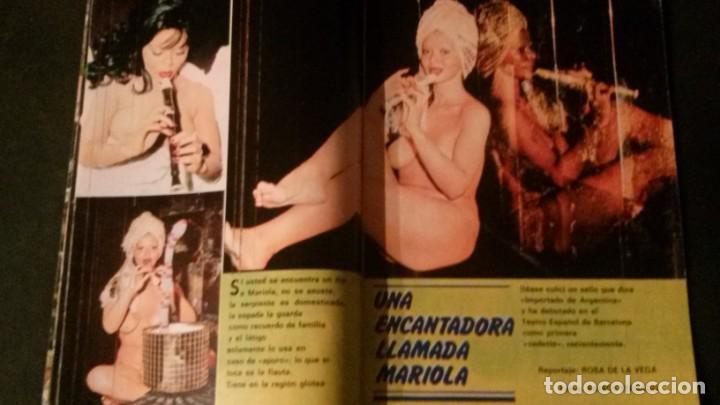 Revistas: PARTY-ESPECIAL 4-EVA LEÓN-LASSALVY-GAY-CARMEN PLATERO-ROSA RAICH-CASTELLDEFELS - Foto 6 - 254443285