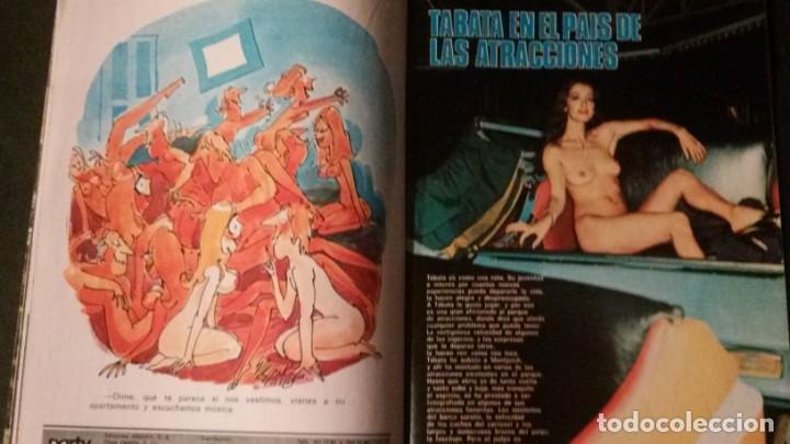 Revistas: PARTY-ESPECIAL 4-EVA LEÓN-LASSALVY-GAY-CARMEN PLATERO-ROSA RAICH-CASTELLDEFELS - Foto 14 - 254443285