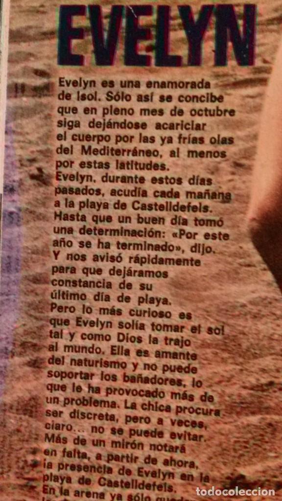 Revistas: PARTY-ESPECIAL 4-EVA LEÓN-LASSALVY-GAY-CARMEN PLATERO-ROSA RAICH-CASTELLDEFELS - Foto 24 - 254443285