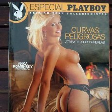 Revistas: PLAYBOY ESPECIAL GOLD Nº 100 / HEATHER CAROLIN, LAUREN ANDERSON, LANI TODD, NICOLE NARAIN .... Lote 254782035