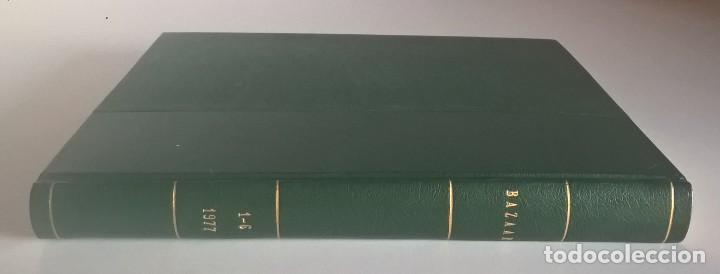 Revistas: REVISTAS BAZAAR ENCUADERNADAS (Nº1 AL 6) - AÑO 1977 - REVISTAS PARA ADULTOS - ANTIGUAS - Foto 6 - 257911390
